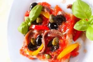 Салат по-тоскански  - фото шаг 9