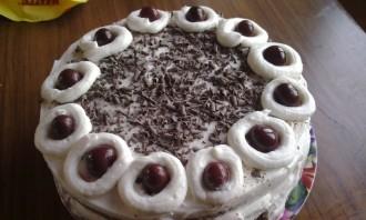 Торт на день рождения мальчику 7 лет - фото шаг 12