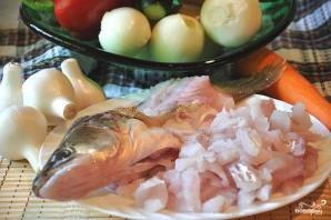 """Рыба """"Хе"""" по-корейски - фото шаг 1"""