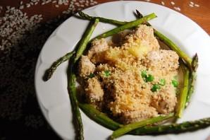 Салат с курицей и ананасами - фото шаг 5