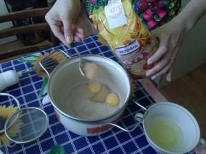 Овсяное печенье с сухофруктами - фото шаг 5