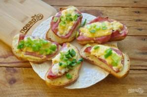 Стрэндвич с индейкой и сыром - фото шаг 6