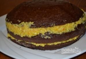 Апельсиновый крем для торта - фото шаг 9