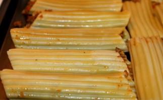 Каннеллони с фаршем в духовке - фото шаг 7