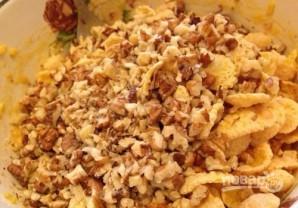 Печенье из кукурузных хлопьев - фото шаг 7