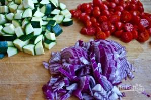Овощи соте - фото шаг 1