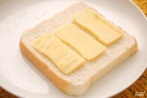 Бутерброд с омлетом - фото шаг 3