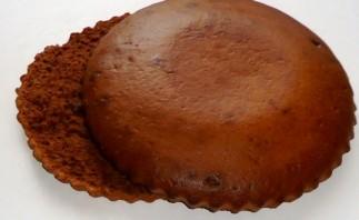 Торт Кучерявый пинчер с вишней - фото шаг 3