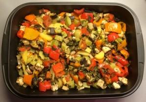 Овощи по-деревенски - фото шаг 4