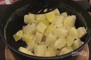 Домашние пирожки с картошкой - фото шаг 2