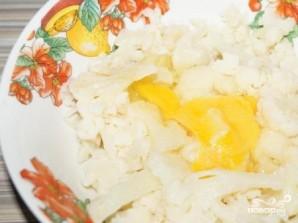Капуста жареная с картошкой - фото шаг 3