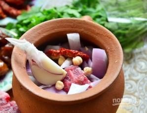 Пити (азербайджанский суп) - фото шаг 6