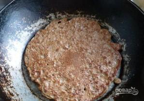 Печеночный торт из свиной печени - фото шаг 8