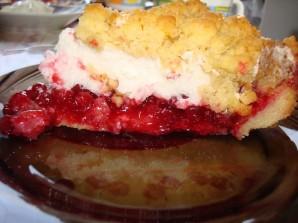 Брусничный пирог - фото шаг 4