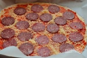 Острая пицца - фото шаг 10