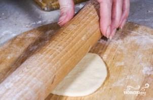 Пирожки с черносливом - фото шаг 3