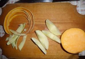 Пюре из яблок и тыквы - фото шаг 1