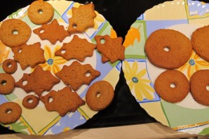 Рождественское печенье с корицей - фото шаг 5