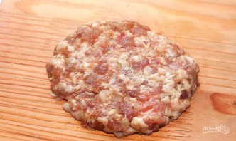 Бургер - фото шаг 3