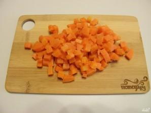 Салат в тарталетках для детей - фото шаг 3