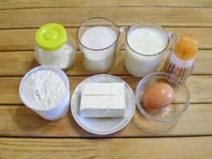 Кекс классический рецепт - фото шаг 1