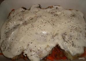 Треска под сметанным соусом - фото шаг 5