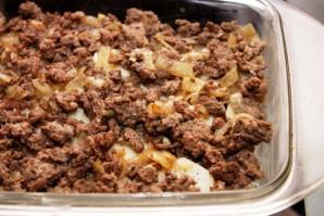 Картошка с мясом в духовке - фото шаг 3