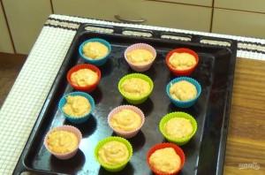 Кексы из тыквы и апельсина - фото шаг 4