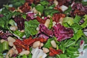 Итальянский овощной салат - фото шаг 3