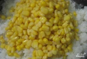 Рис с кукурузой - фото шаг 2