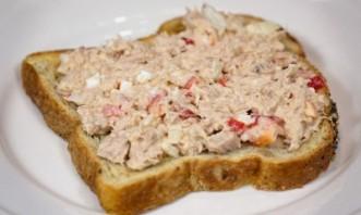 Начинка для бутербродов - фото шаг 7