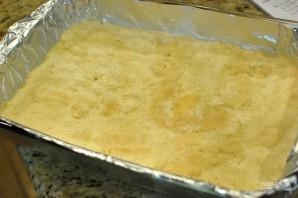Пирог с ирисками и кокосом - фото шаг 2