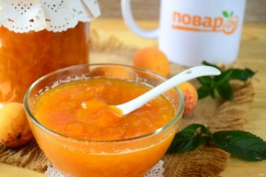 Варенье из абрикосов без косточек - фото шаг 6