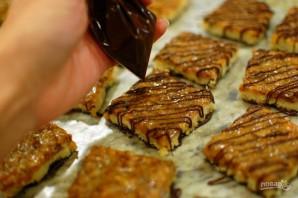 Пирог с ирисками и кокосом - фото шаг 11