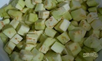 Салат с баклажанами - фото шаг 1