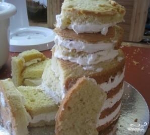 "Торт ""Медвежонок"" - фото шаг 11"