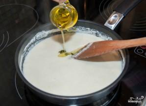 Сливочно-чесночный соус для курицы - фото шаг 3