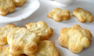 Вкусное печенье на сметане - фото шаг 4