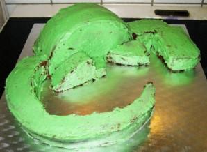 "Торт ""Дракон"" - фото шаг 5"