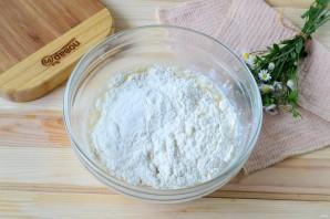 Хачапури с сыром и персиками - фото шаг 3