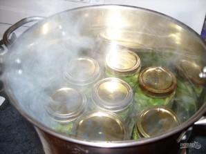 Зеленые помидоры соленые - фото шаг 4
