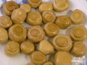 Пирожки с груздями - фото шаг 5