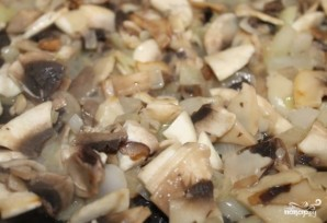 Крем-суп с шампиньонами - фото шаг 3
