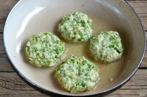Котлеты из брокколи и цветной капусты - фото шаг 6