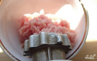 Котлеты из фарша индейки в духовке - фото шаг 2