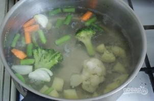 Картофельное пюре для прикорма - фото шаг 3