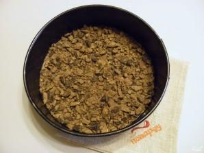 Сырный чизкейк без выпечки - фото шаг 6