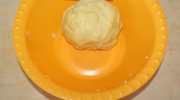 Лимонный пирог с безе - фото шаг 2