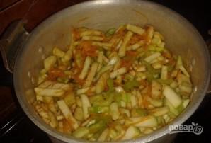 Салат на зиму с рисом - фото шаг 7