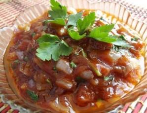 Сладкий луковый соус - фото шаг 5